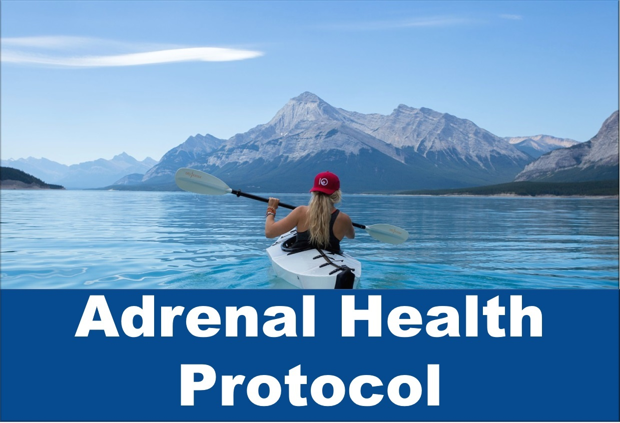 Adrenal Health Protocol by Joseph J Collins RN, ND