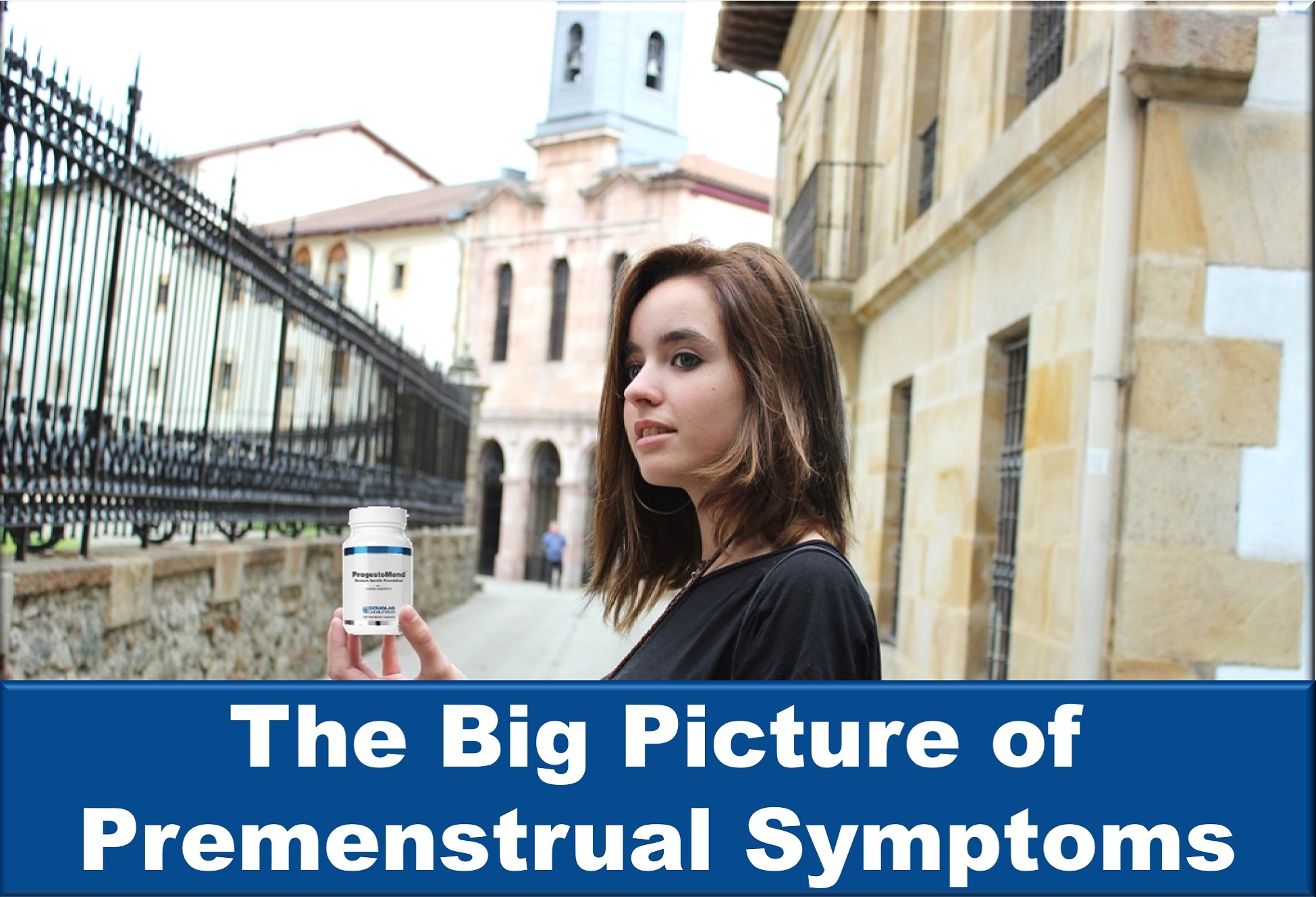 The Big Picture of Premenstrual Symptoms