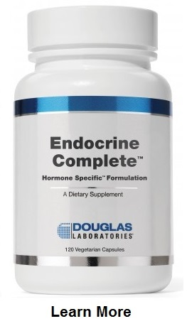 Endocrine Complete ia a Hormone Specific™ Multinutritent