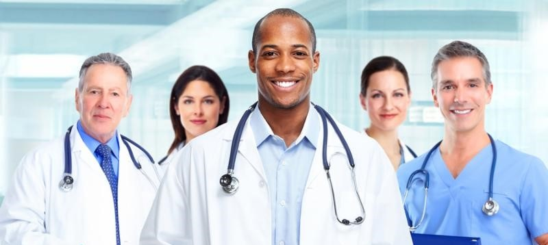 Healthcare Professionals Create an Account