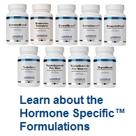 Learn about the Hormone Specific™ Formulations | Your Hormones Inc