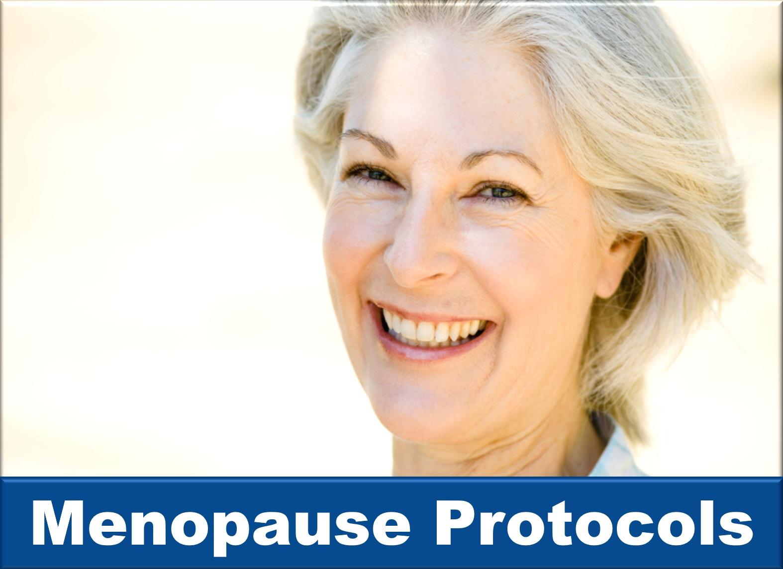 Menopause Protocols