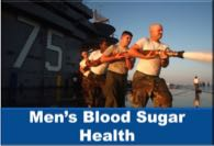 Learn about Blood Sugar Health in men.