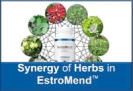 Synergy of Herbs in EstroMend™