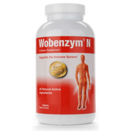 Wobenzym® N is used to treat systemic inflammation conditions
