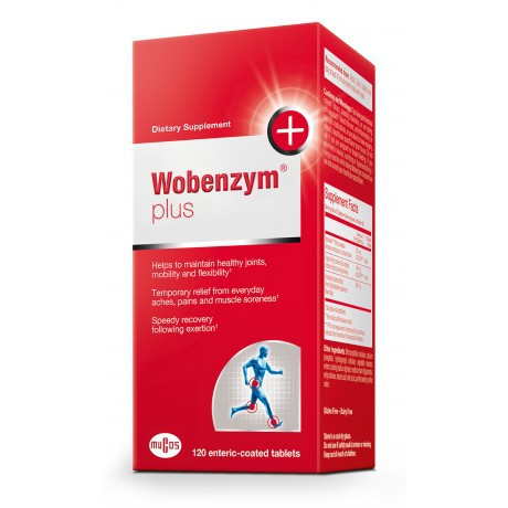 Wobenzym® Plus is used to treat systemic inflammation conditions