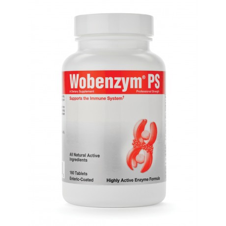 Wobenzym® PS is used to treat systemic inflammation conditions